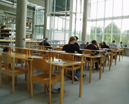 بهترین مکان برای مطالعه