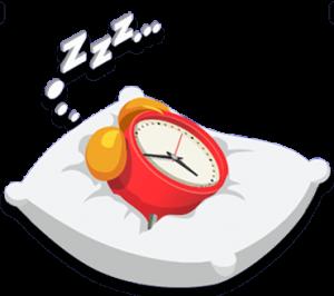 ساعت چند بخوابیم و کی بیدار شیم