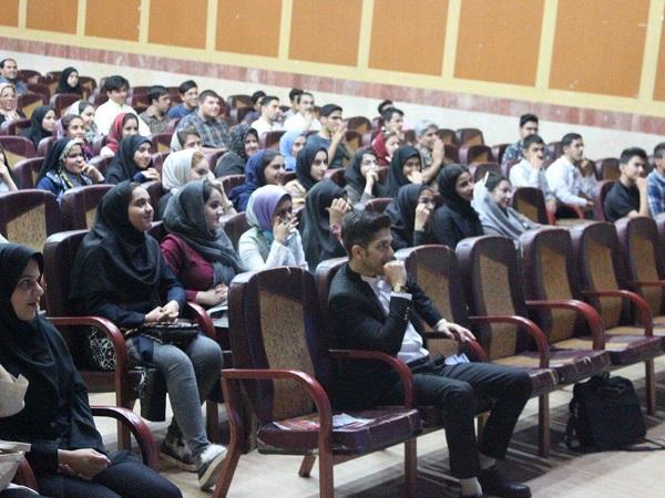 همایش موسسه مشاوره کنکور IDN در شهر کرمان با موضوع موفقیت در کنکور