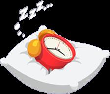 ساعت بیداری و خوابیدن کنکوری ها