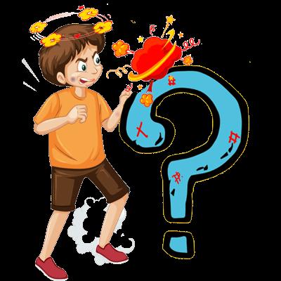 جنگیدن و کلنجار رفتن با سوالات سخت آزمون