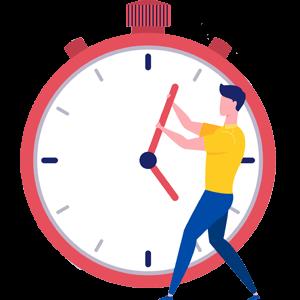 مدیریت زمان در جلسه آزمون