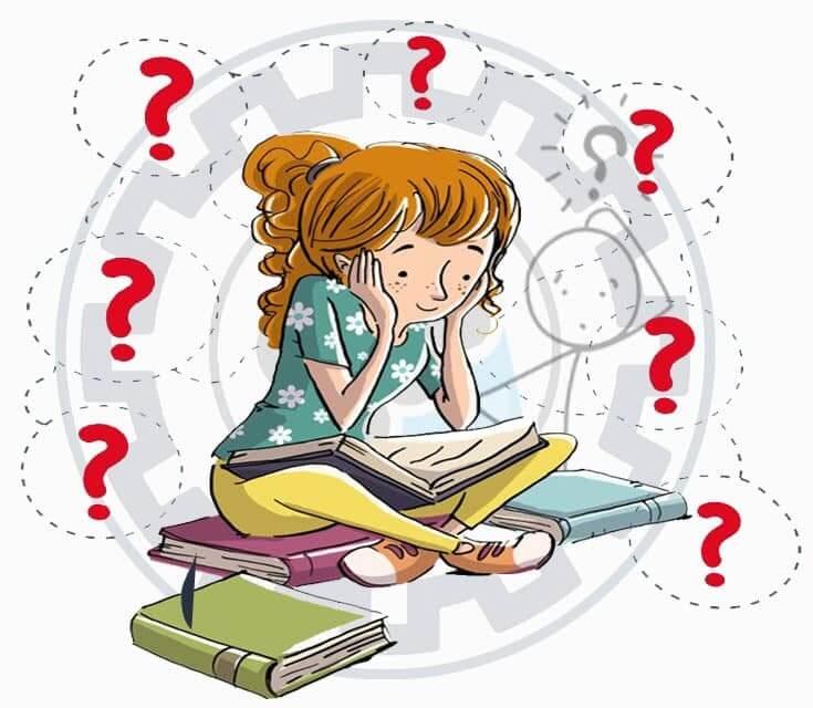 روش ایجاد سوال با متن کتاب درسی زیست